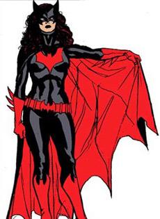 Eroine lesbo a Gotham City