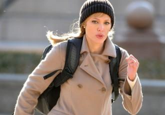 Angelina Jolie donna d'azione in Salt