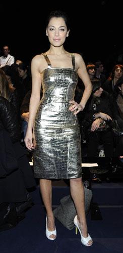 Il parterre di Versace