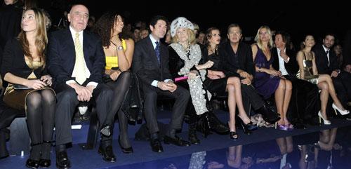 Le celebrities della Medusa