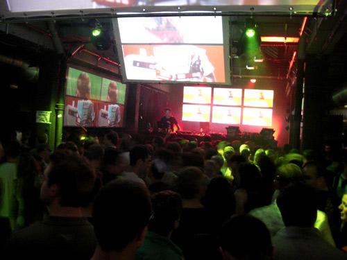 Electron Festival, Ginevra