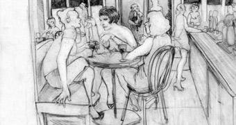 Disegno di Silvia Onda