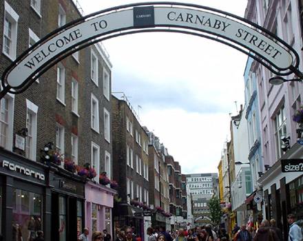 Carnaby Rocks: Fashion Vintage Week-end