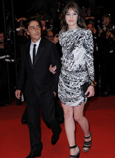 Charlotte Gainsbourg, chic fille!