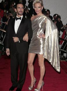Kate Moss e Marc Jacobs