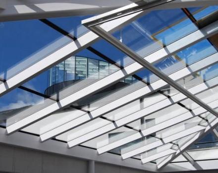Lusso di vetro in Svezia