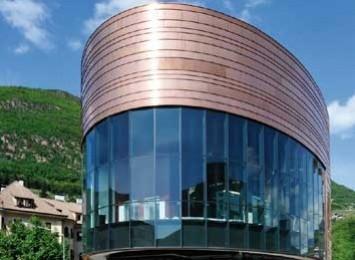 Arte e design ad alta quota for Azienda di soggiorno bolzano
