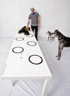 Il design che ama gli animali