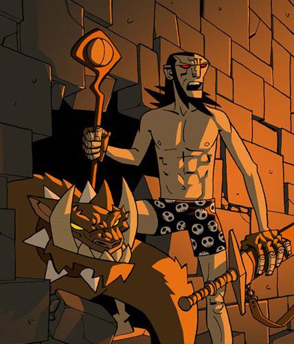 Cotus e Leon