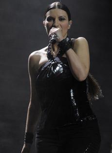 Laura Pausini San Siro