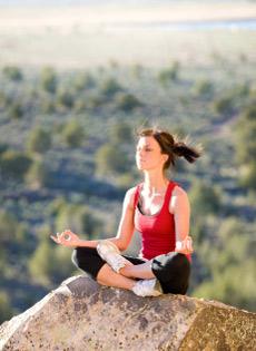 Trekking-Yoga: benessere ad alta quota