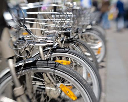 La ri-in-voluzione delle bici