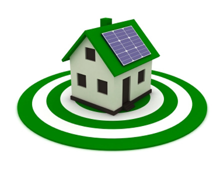 La casa che rispetta l'ambiente