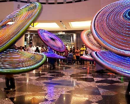 Dubai negozi shopping