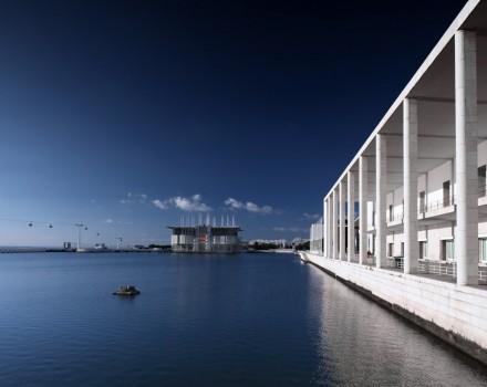 Lisbona, il mare degli artisti