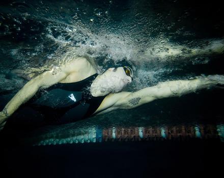 Il nuotatore Filippo Magnini
