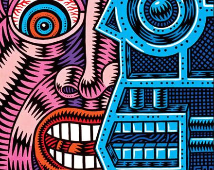 L'arte mutante del Prof. Bad Trip