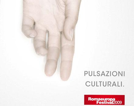 Pulsazioni culturali: torna il Romaeuropa Festival