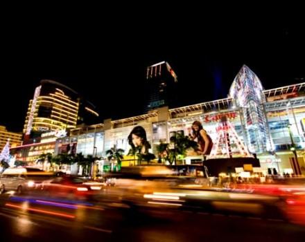 I Love Shopping in Bangkok