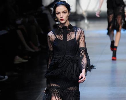 La donna torera di Dolce e Gabbana