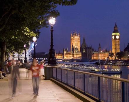 Londra. Anche il cibo e' fashion