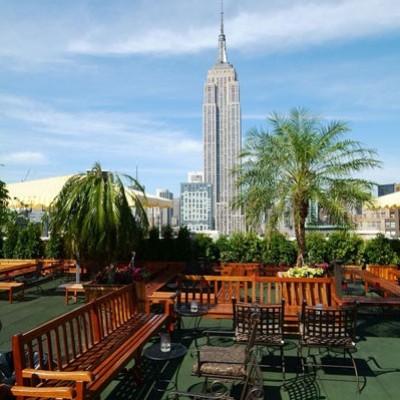 New York very cool