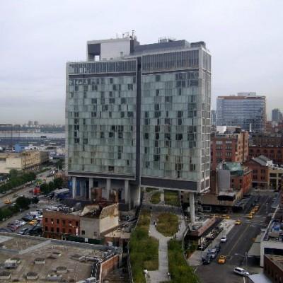 New York arte architettura design