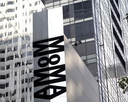 New York MOMA esterno