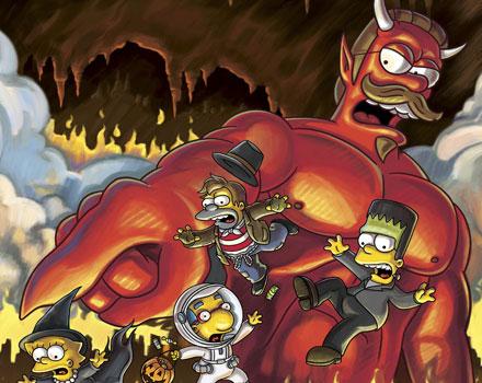 Simpson speciale Halloween