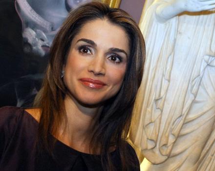 Le vacanze italiane di Rania su Twitter