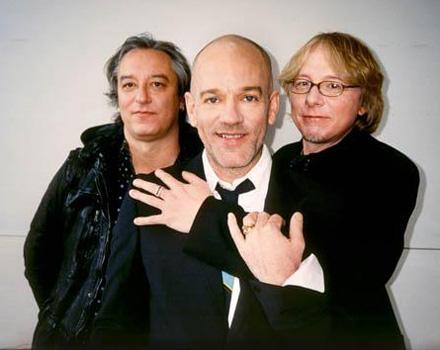 R.E.M. live in Dublin