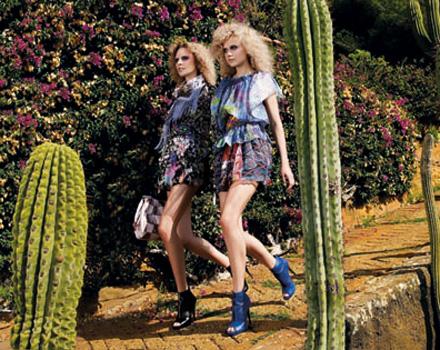 La moda di Silvian Heach in un click