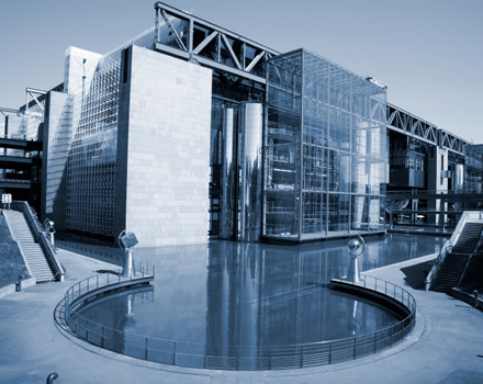 Riconversione industriale nella capitale francese
