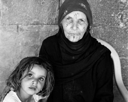 Immagini dai territori palestinesi