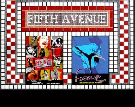 Rochelle Weber  - Fifth avenue