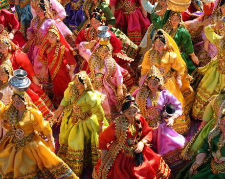 Bambole indiane