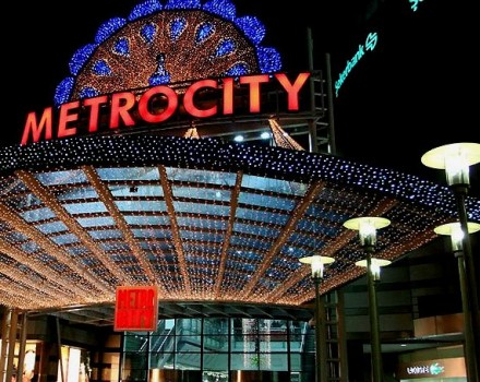 Istanbul centro commerciale Metrocity