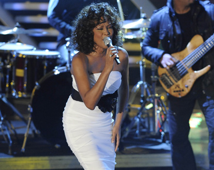 La resurrezione di Whitney Houston