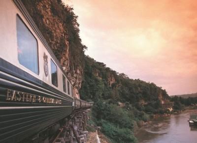 Treno Orient-Express Thailandia