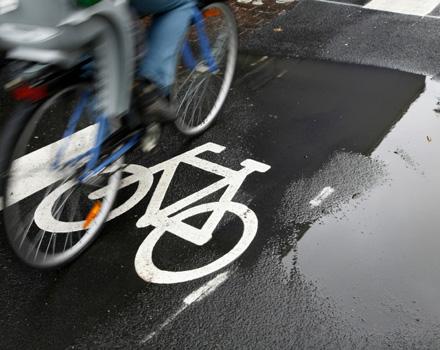 Passeggiando in bicicletta, a Londra