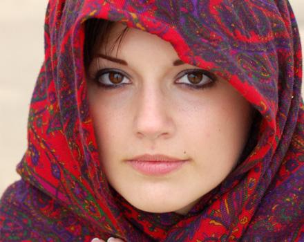 La guerra delle donne cecene