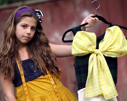 Cecilia Cassini, la baby stilista delle star