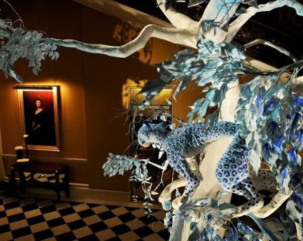 Claridge's Albero di Natale Dior