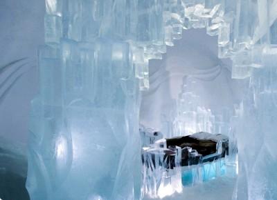 Ice Hotel  Lapponia suite di ghiaccio
