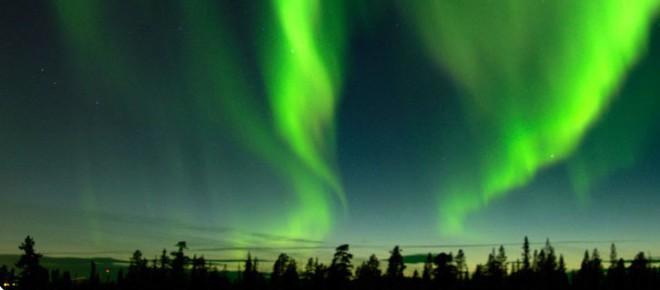 Ice Hotel  Lapponia aurora boreale