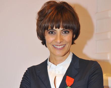 Inès de la Fressange è la donna più chic di Parigi