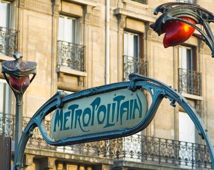 Il trionfo dell'Art Nouveau a Parigi