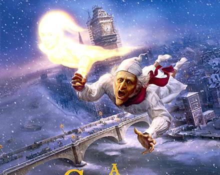 "In arrivo il cartoon natalizio ""A Christmas Carol"""