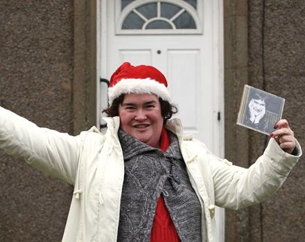 È un successo planetario l'album di Susan Boyle