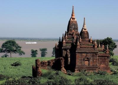 Treno Orient-Express Myanmar